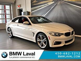 2016 BMW 4 Series 435i xDrive GROUPE SUPÉRIEUR ESSENTIEL Coupe