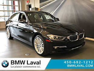 2015 BMW 3 Series 328i xDrive LIGNE DE LUXE Sedan