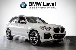 2019 BMW X3 xDrive30i GROUPE SUPÉRIEUR ESSENTIEL, LIGNE xDrive30i Sports Activity Vehicle
