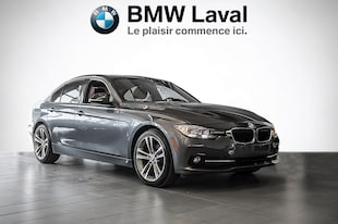 2016 BMW 3 Series 320i xDrive LIGNE M SPORT Sedan