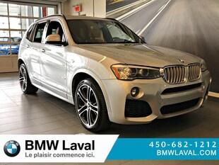 2016 BMW X3 xDrive28i GROUPE SUPÉRIEUR ESSENTIEL, LIGNE AWD  xDrive28i