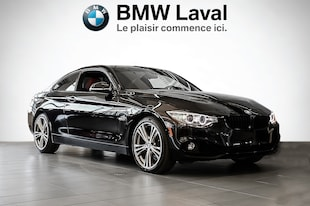 2016 BMW 4 Series 428i xDrive GROUPE SUPÉRIEUR ESSENTIEL Coupe