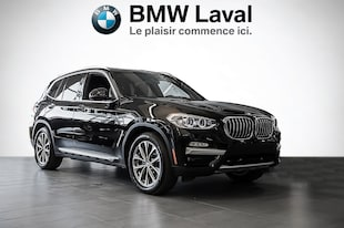 2019 BMW X3 xDrive30i GROUPE SUPÉRIEUR xDrive30i Sports Activity Vehicle