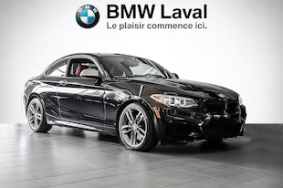 2017 BMW 2 Series M240i xDrive GROUPE SUPÉRIEUR Coupe