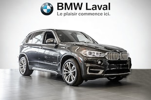 2018 BMW X5 xDrive35d GROUPE SUPÉRIEUR ESSENTIEL, SYST& xDrive3 Sports Activity Vehicle