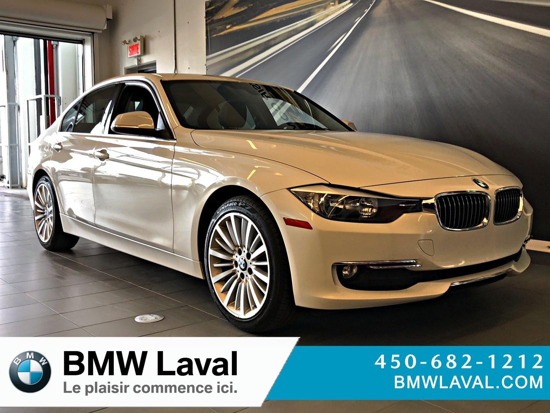 2015 BMW 320i xDrive LIGNE DE LUXE, TOIT OUVRANT Sedan