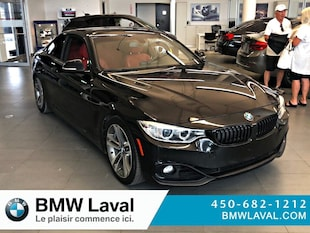 2015 BMW 4 Series 428i xDrive GROUPE SUPÉRIEUR Coupe