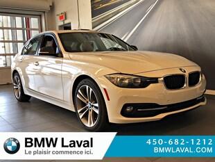2016 BMW 320i xDrive LIGNE SPORT, TOIT OUVRANT Sedan