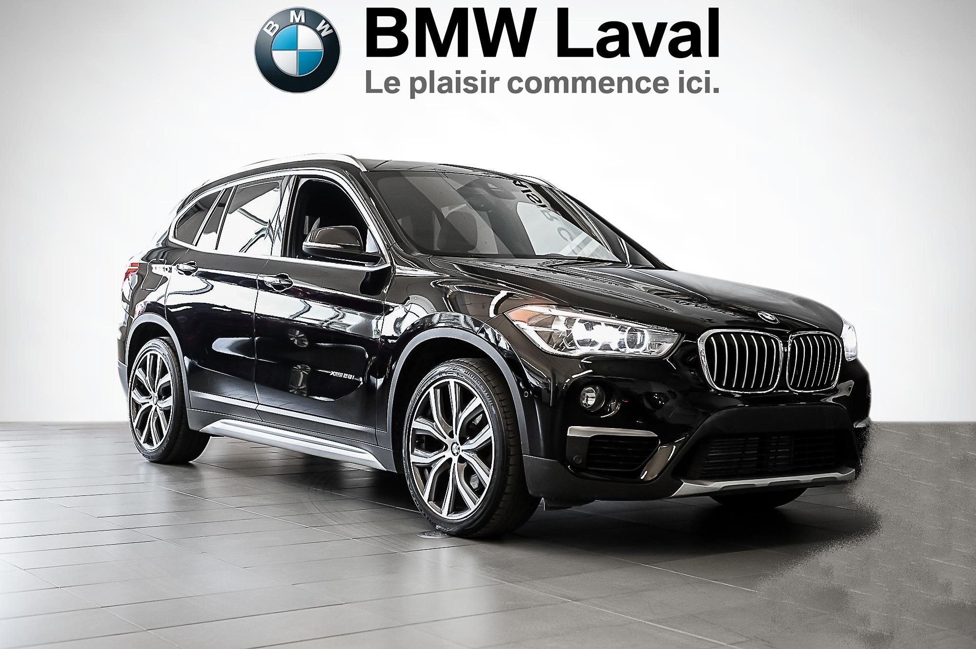 2016 BMW X1 xDrive28i GROUPE SUPÉRIEUR AMÉLIOR&E AWD  xDrive28i