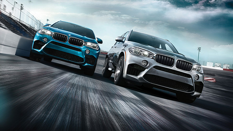 BMW X5 M and X6 M Brochures