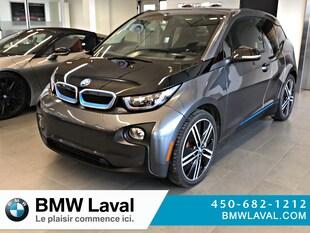 2017 BMW i3 NAVIGATION, CAMÉRA DE RECUL Hatchback
