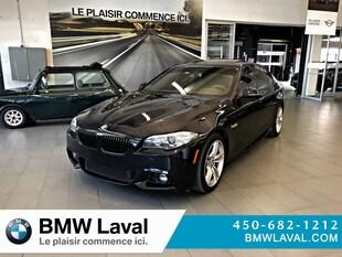 2014 BMW 535i 1.99 % - xDrive GROUPE M SPORT, CAMERA DE RECUL Sedan