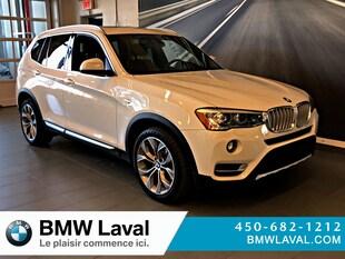 2015 BMW X3 xDrive28i GROUPE SUPERIEUR ESSENTIEL  SAV