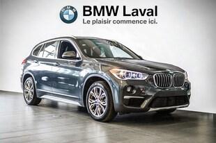 2016 BMW X1 xDrive28i GROUPE SUPERIEUR ESSENTIEL AWD  xDrive28i
