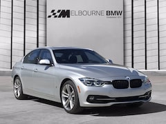 2018 BMW 330e iPerformance Sedan in [Company City]