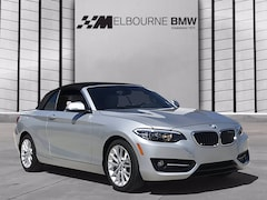2016 BMW 228i Convertible in [Company City]