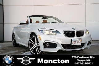 2018 BMW 230i Xdrive Cabriolet  Enhanced/ Certified Pre-Owned Cabriolet