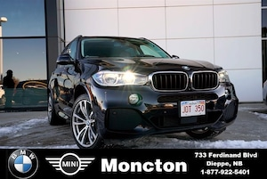 2017 BMW X5 Enhanced, M Sport Line
