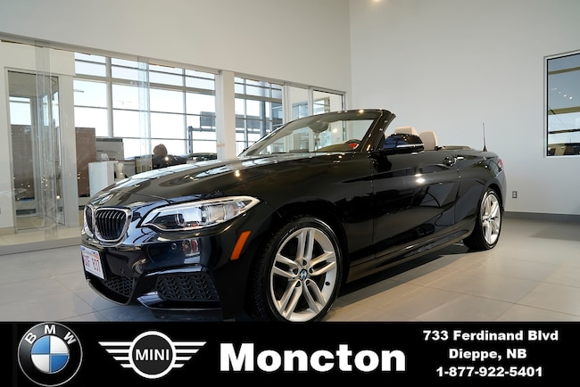 2016 BMW 228i Xdrive Cabriolet Certified Pre-owned Cabriolet