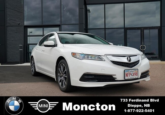 2017 Acura TLX 2.4L P-AWD Loaded | Leather | Back-up Cam Sedan