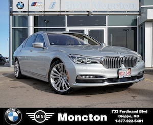 2016 BMW 750Li Xdrive Executive | Dynamic Handling | Certified