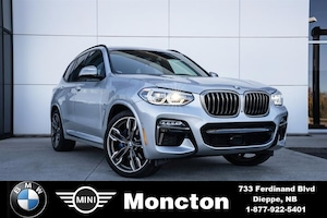 2018 BMW X3 M40i DEMO Ultimate Package