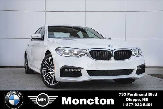 2018 BMW 540i Xdrive Premium Enhanced | Comfort Package Sedan