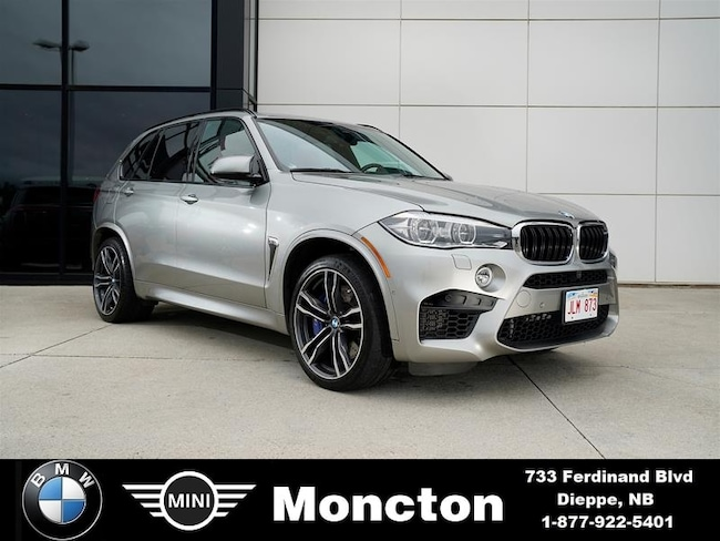 2017 BMW X5 M 567HP | Night Vision | Bang and Olufsen SUV