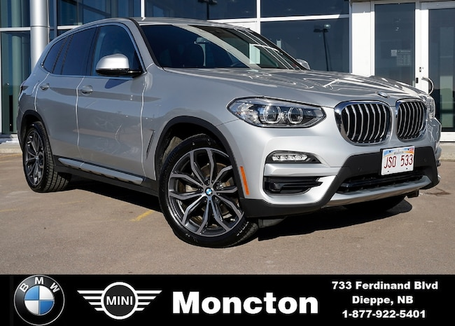2018 BMW X3 xDrive30i Demo, New condition SUV