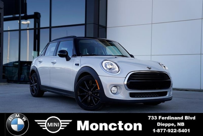 2018 MINI Cooper New Condition Hatchback