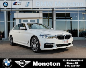 2018 BMW 530i Xdrive Sedan Enhanced/ Certified Pre-Owned