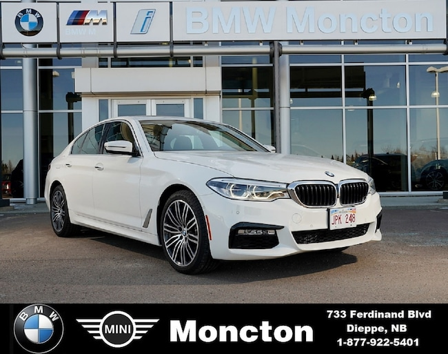 2018 BMW 530i Xdrive Sedan Enhanced | NEW CONDITION Sedan
