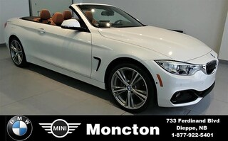 2017 BMW 430i Xdrive Cabriolet/Enhanced/Certified Pre-owned Cabriolet