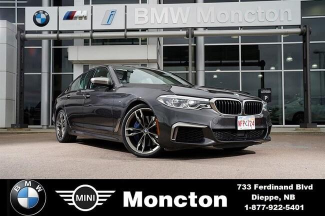 2018 BMW M550i Xdrive Premium | Driver Assist+| Remote Parking Sedan