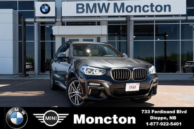 2018 BMW X3 M40i DEMO Premium Package Essential SUV