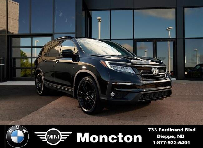 2019 Honda Pilot Black Edition 7P | DVD | NEW Condition SUV