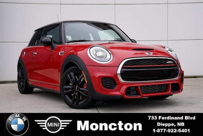 2018 MINI John Cooper Works New Condition Compact