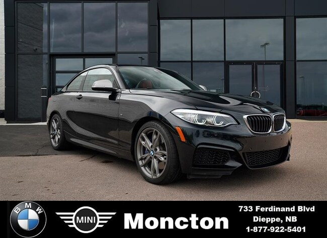 2018 BMW M240i xDrive Enhanced | Driver Assist | Wifi | Certified Coupe
