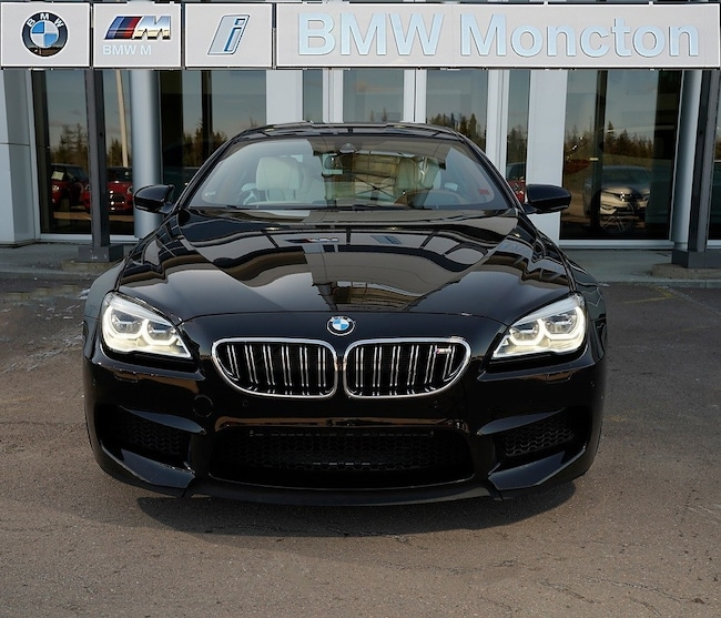 Used 2016 BMW M6 For Sale At BMW Moncton