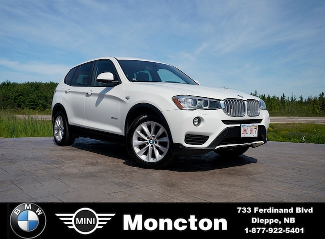 2016 BMW X3 Xdrive28i / $99 Weekly All Included SUV