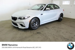 2019 BMW M2 Competition Coupe