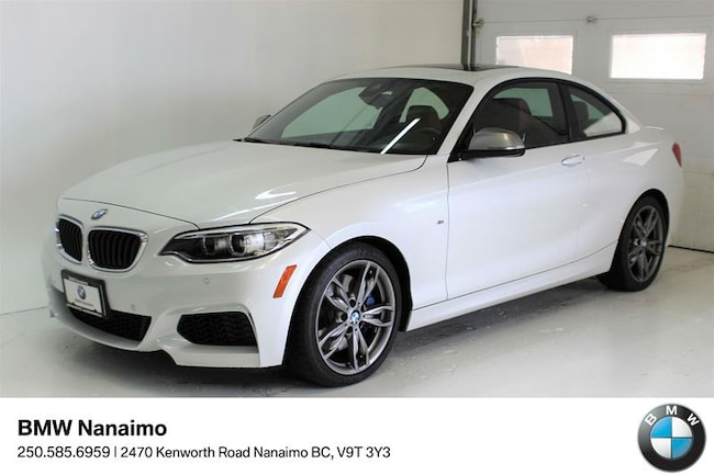 2017 BMW M240i xDrive Coupe **Includes Full BMW Winter Rim/Tire Set** Coupe