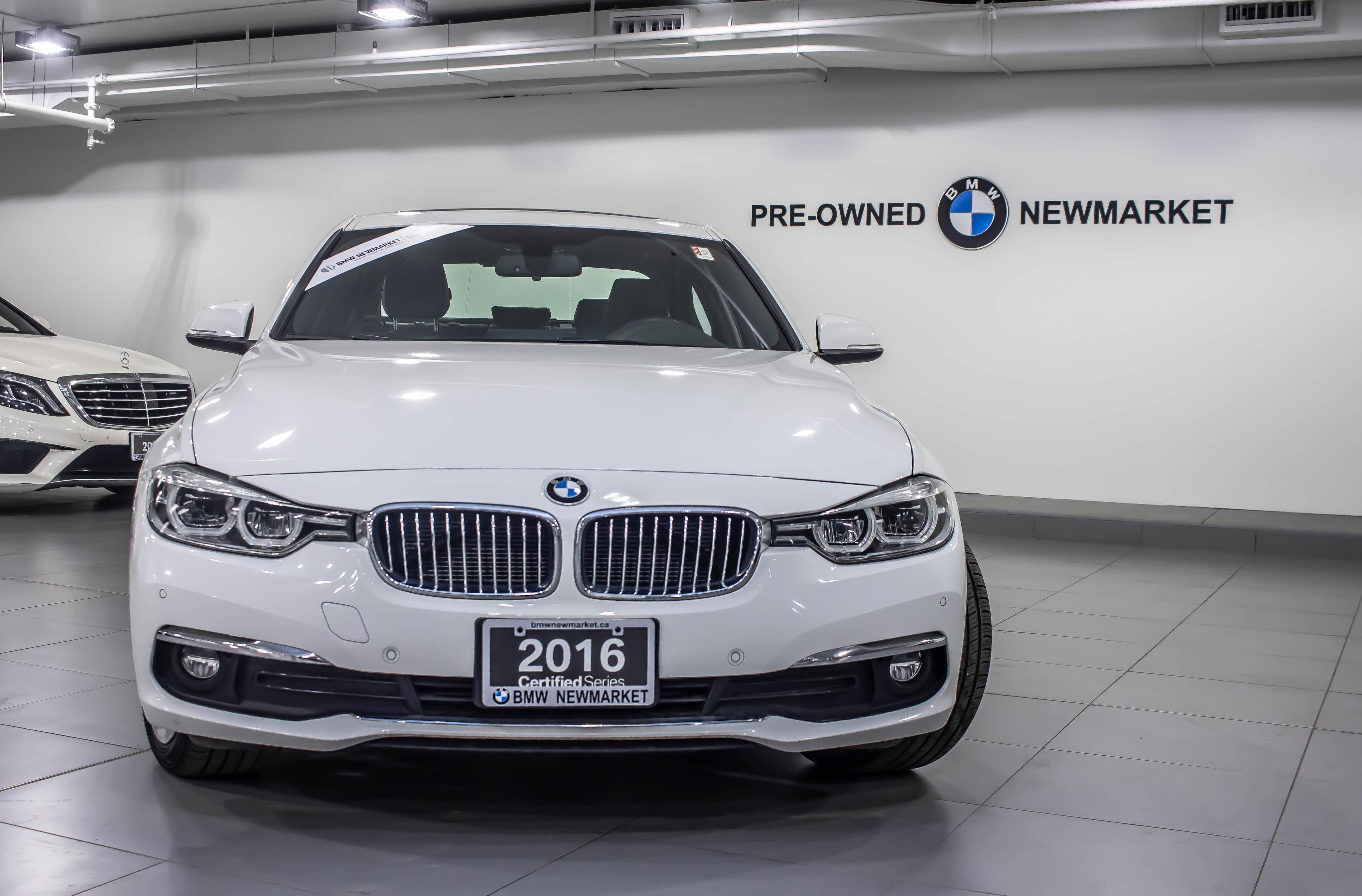 2016 BMW 328d Xdrive Sedan -1owner |Accident Free| Sedan