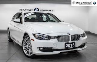 2015 BMW 320i xDrive Sedan -1 OWNER| PARK DISTANCE CONTROL Sedan