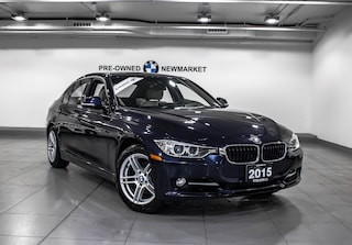 2015 BMW 328i Xdrive Sedan (3B37) -Heated Steering Wheel| Parkin Sedan