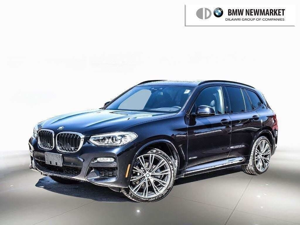 2018 BMW X3 xDrive 30i CLEARANCE PRICE!!