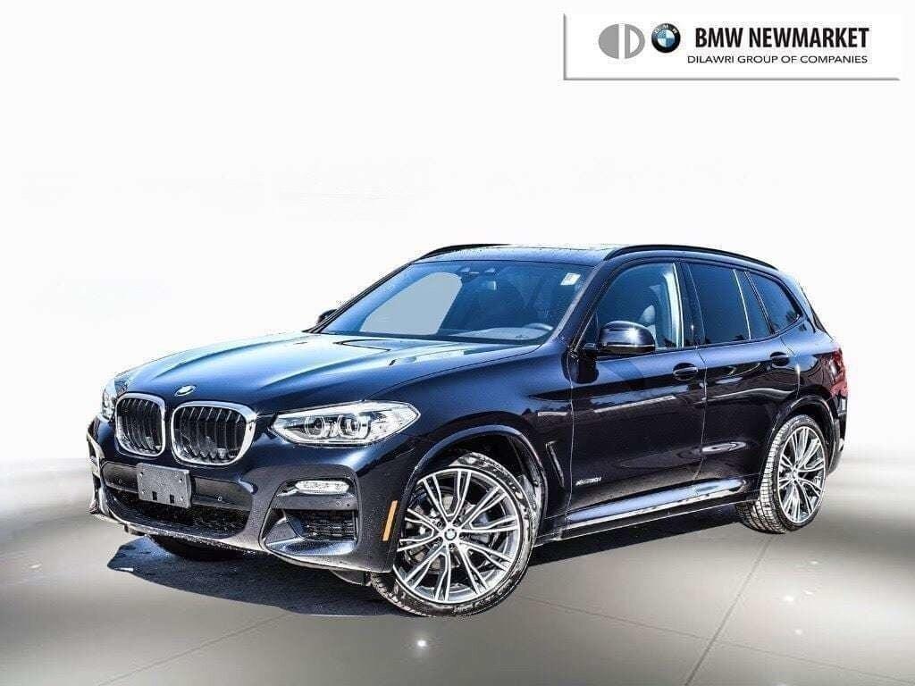 2018 BMW X3 xDrive 30i CLEARANCE PRICE!!