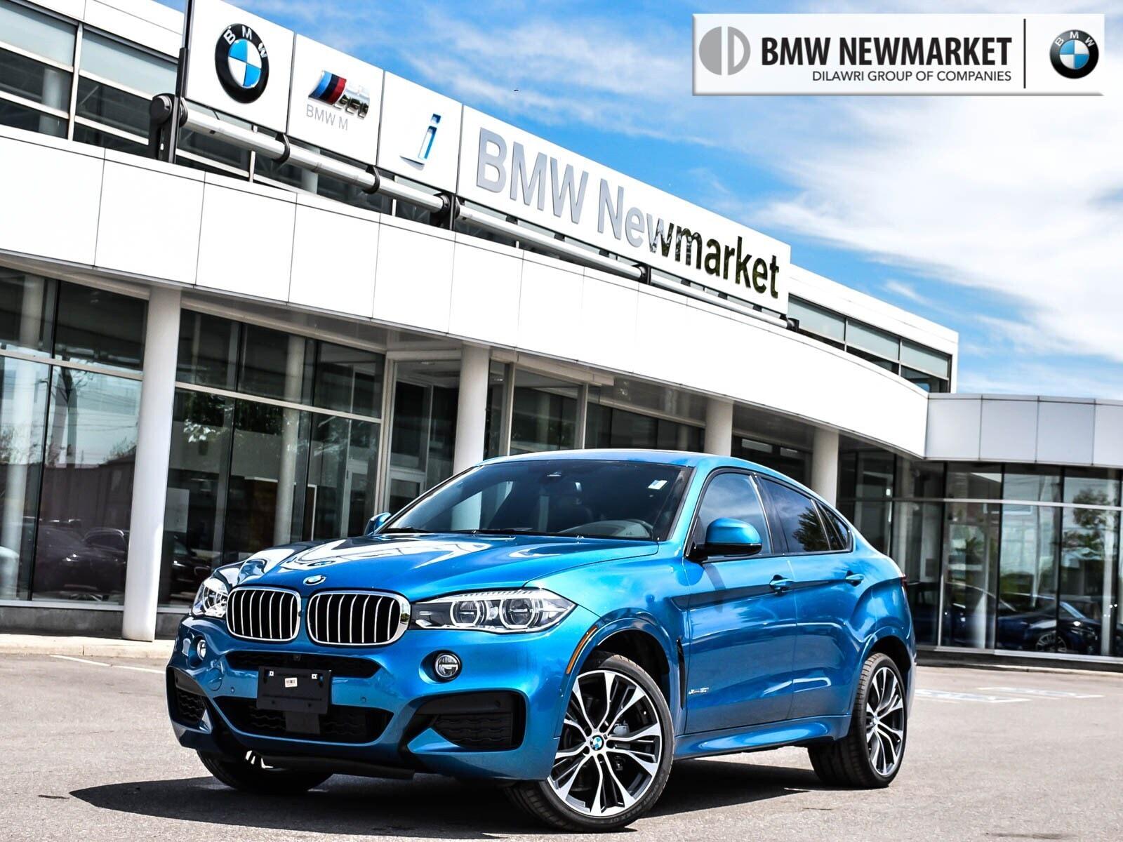 2018 BMW X6 xDrive50i -CLEARANCE PRICE!! M SPORT| SUV