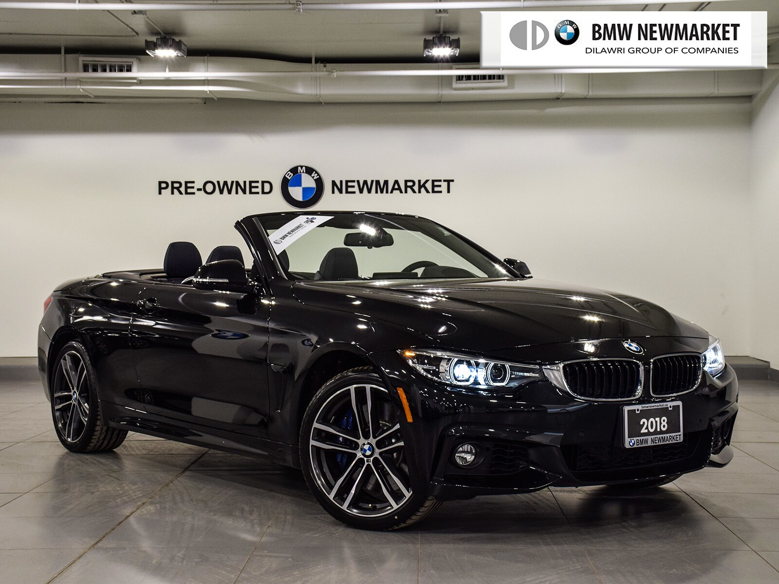 2018 BMW 440i xDrive Cabriolet CLEARANCE PRICE!!