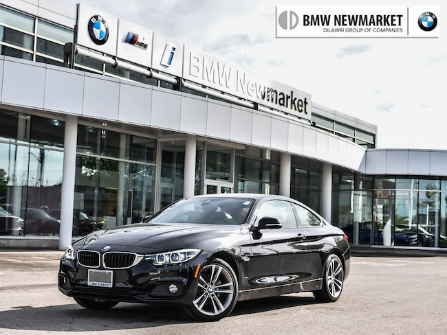 2018 BMW 430i xDrive Coupe CLEARANCE PRICE!!